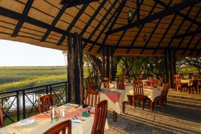 Namushasha River Lodge